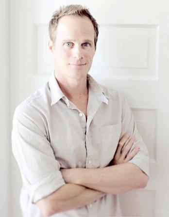Photograph of journalist Nick Reding.