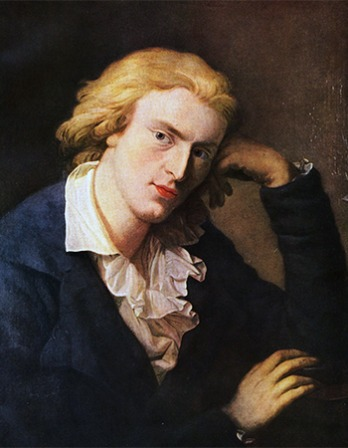 German writer Friedrich Schiller.