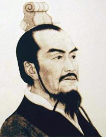 Chinese statesman Li Si.