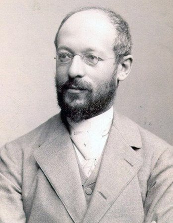 German sociologist and philosopher Georg Simmel.