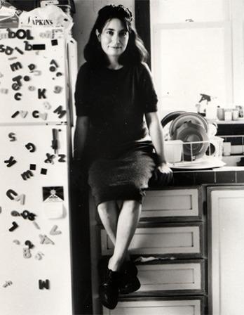 Psychologist and writer Lauren Slater.