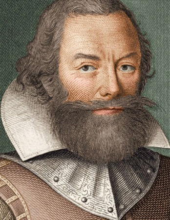 British explorer John Smith.