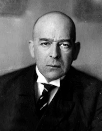 German philosopher Oswald Spengler.