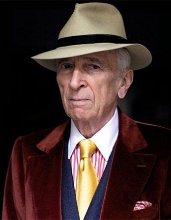 American author Gay Talese.
