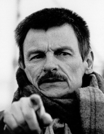 Photograph of Andrei Tarkovsky