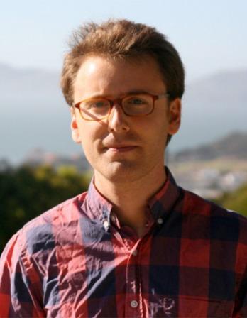 Photograph of American author Ben Tarnoff.