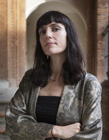 Photograph of Astra Taylor by Isabella De Maddalena