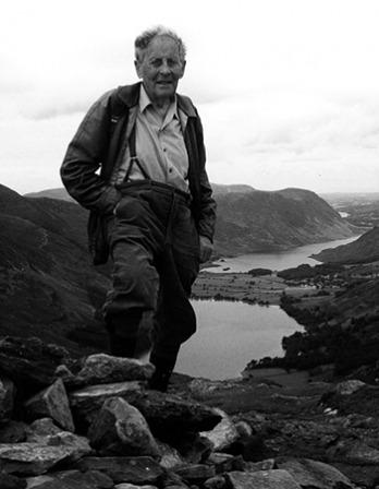 English animal rights advocate Donald Watson.
