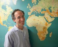 David Reich. Photograph by Kris Snibbe / Harvard University.