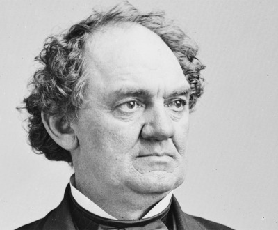 Photograph of P.T. Barnum., 1855-1865.