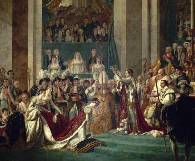 The Coronation of the Emperor and Empress, 2 December 1804