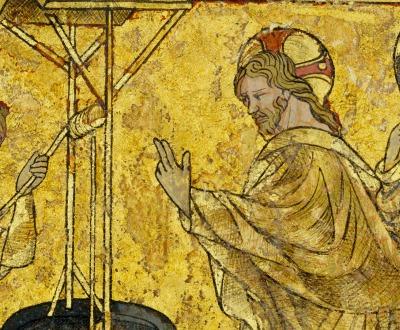 Jesus And The Samaritan Woman At Well C 1420 Metropolitan Museum Of Art Gift J Pierpont Morgan 1917