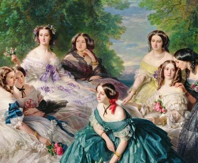 When Women Ruled Fashion Lapham S Quarterly