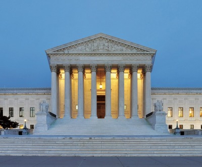U.S. Supreme Court building, 2011. Photograph by Joe Ravi. © Joe Ravi.