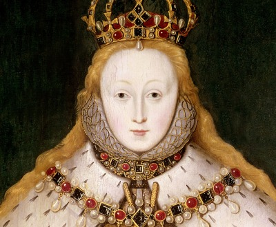 Queen Elizabeth I, c. 1600. National Portrait Gallery, London.