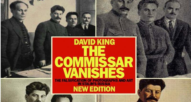 The Commissar Vanishes.