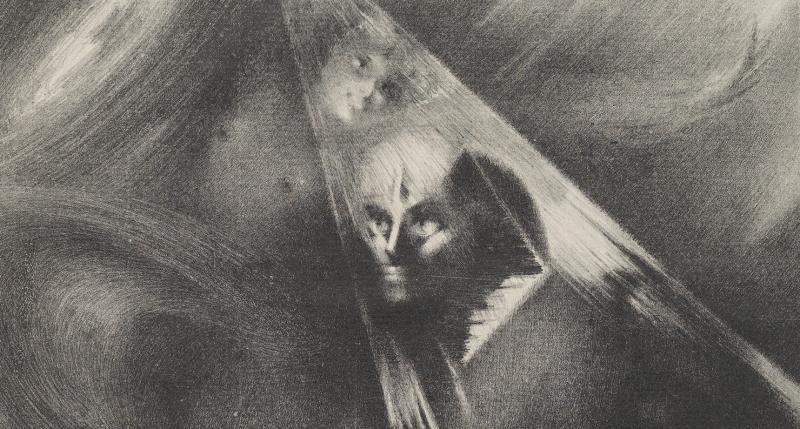 Dream (Rêve) (detail), by T.P. Wagner, 1894. The Metropolitan Museum of Art.