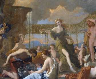 The Empire of Flora, by Nicolas Poussin, 1631.