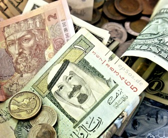 International currencies for trading on the Foreign exchange market, image courtesy epSos .de.