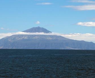 British overseas territory Tristan da Cunha, 2012. Photograph by Brian Gratwicke.