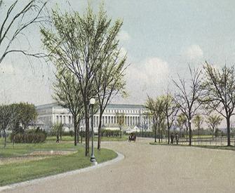 Bureau of Printing and Engraving, Washington, D. C.