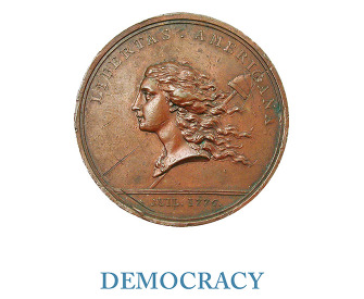 Democracy, the new issue of Lapham's Quarterly