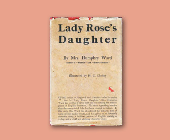 Cover of Lady Rose's Daughter by Mary Augusta Ward