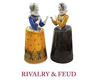 Rivalry & Feud, the Fall 2018 issue of Lapham's Quarterly.