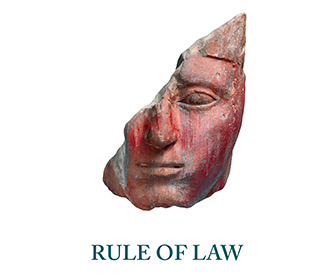 Rule of Law, the Spring 2018 issue of Lapham's Quarterly.
