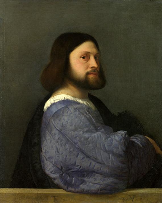 Italian poet Ludovico Ariosto.