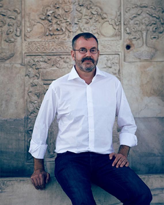German writer Bernd Brunner.