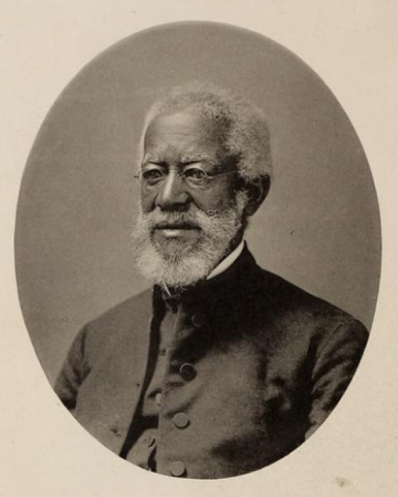 Alexander Crummell.