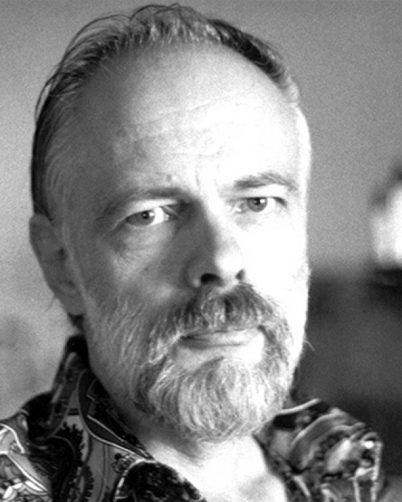 American author Philip K. Dick.