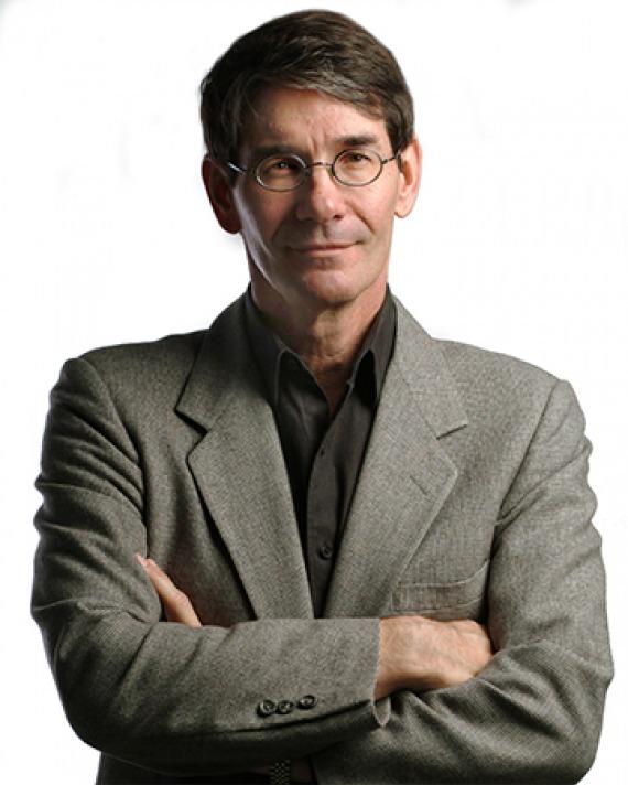 Book critic Michael Dirda.