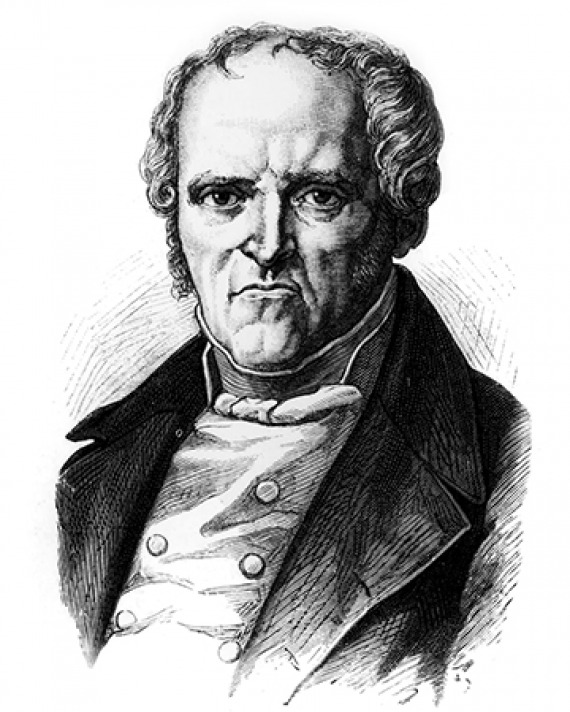 French philosopher Charles Fourier.