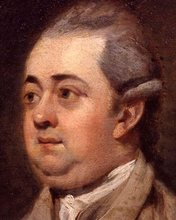 British historian Edward Gibbon.