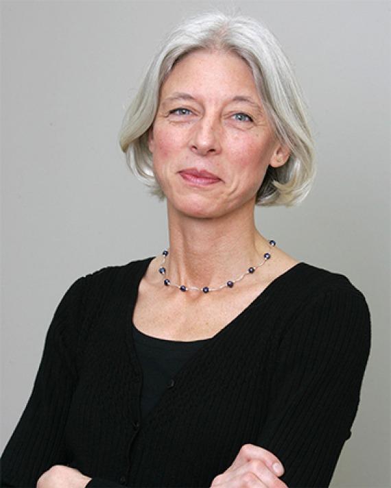 Professor of history Dagmar Herzog.