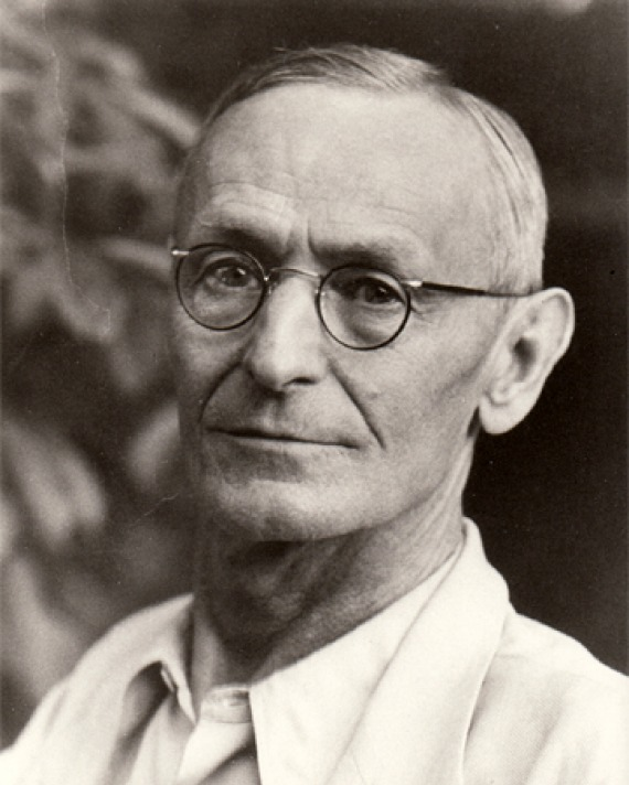 Hermann Hesse montagnola