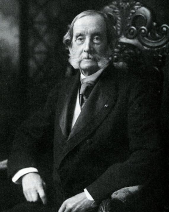 American social reformer Thomas Wentworth Higginson.
