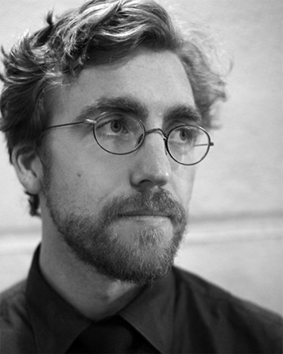 Writer and editor Scott Korb.