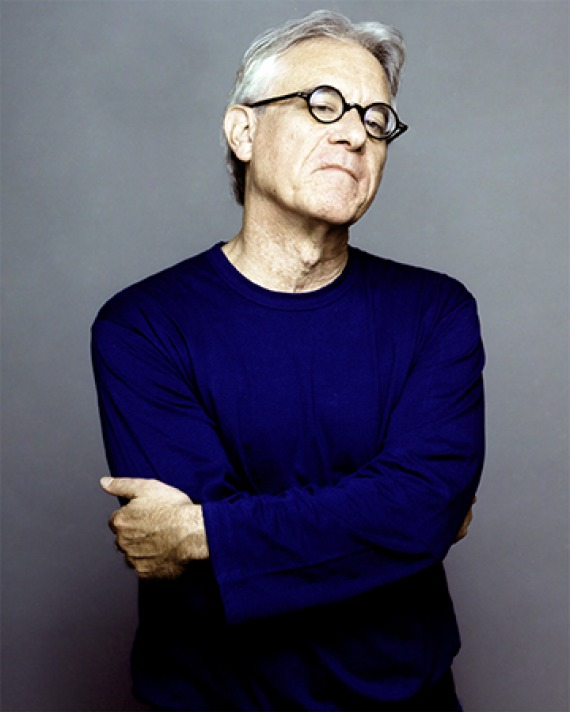 American author, music journalist, and cultural critic Greil Marcus.