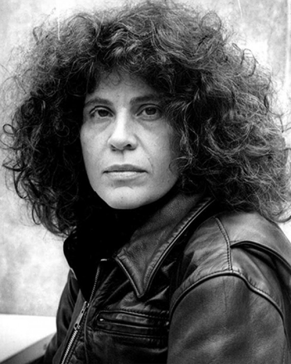Anne Michaels. Photograph by Marzena Pogorzaly