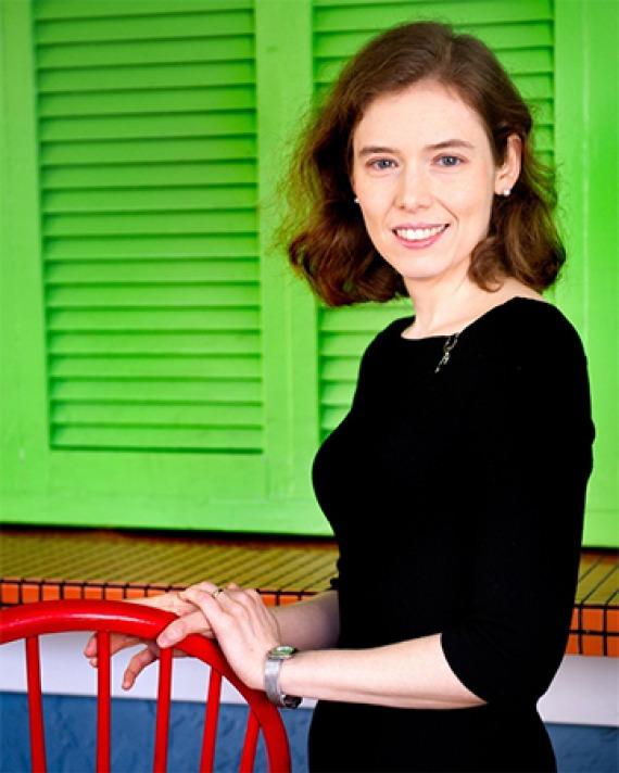 American novelist Madeline Miller.