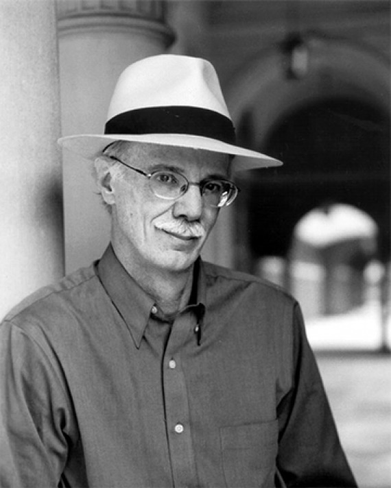 American author Steven Millhauser.