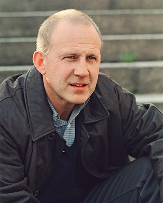 British novelist, translator and author Tim Parks.