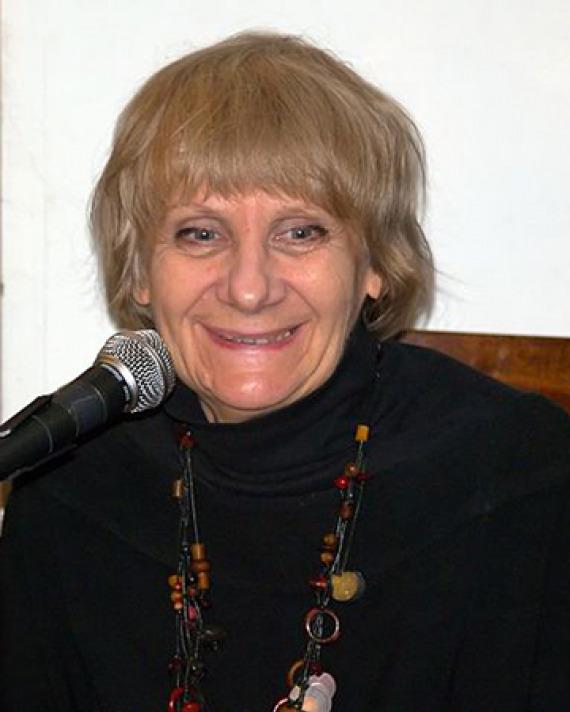 Ludmilla Petrushevskaya. Photograph by David Shankbone (CC BY-SA 3.0)