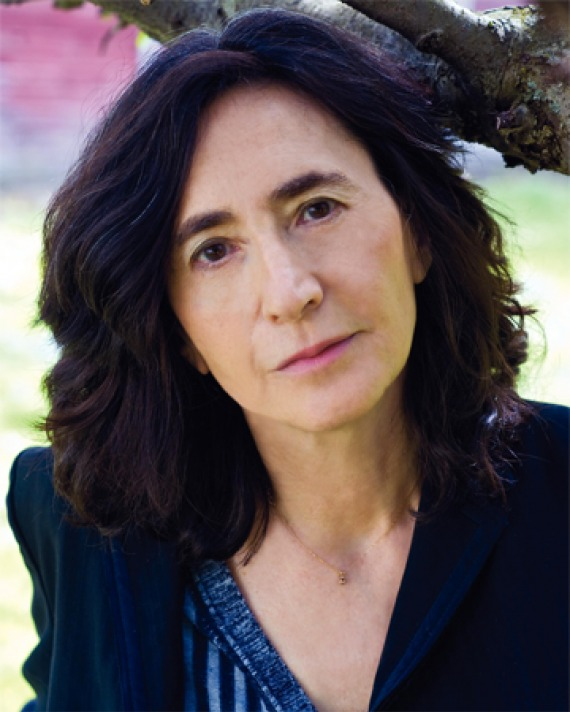 Photograph of American writer Francine Prose.