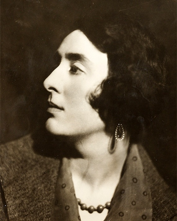 British writer Vita Sackville-West.