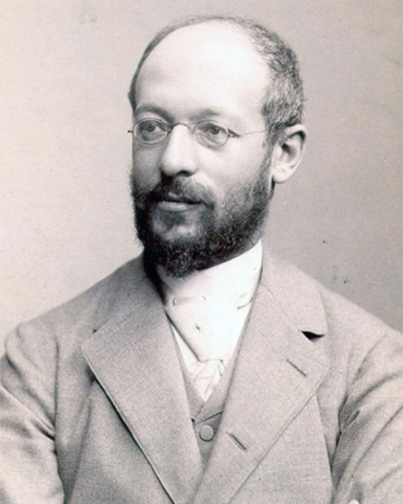 German sociologist and philosopher Georg Simmel.