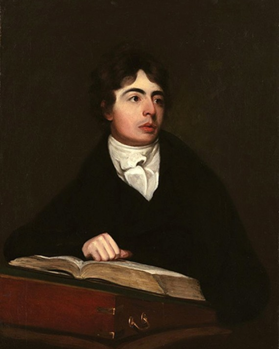 English author Robert Southey.